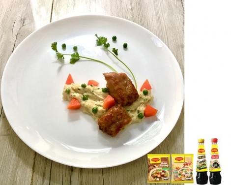 Bài tham gia cuộc thi nấu ăn chủ đề 'Bếp ấm - Nhà vui' - Tuần 8
