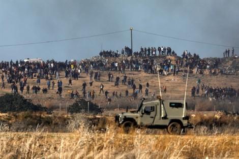 Căng thẳng ở Gaza: Israel tấn công trả đũa, ít nhất 25 người Palestine bị thương