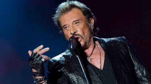 Hang trieu nguoi dua tien linh cuu ngoi sao nhac rock Johnny Hallyday