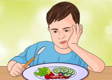 5 sai lầm của mẹ Việt khiến trẻ chán ăn