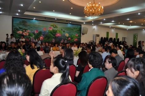 Tọa đàm về văn hóa gia đình Việt Nam