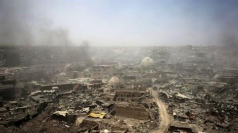 Iraq tuyên bố cuộc chiến với IS 'đã kết thúc'