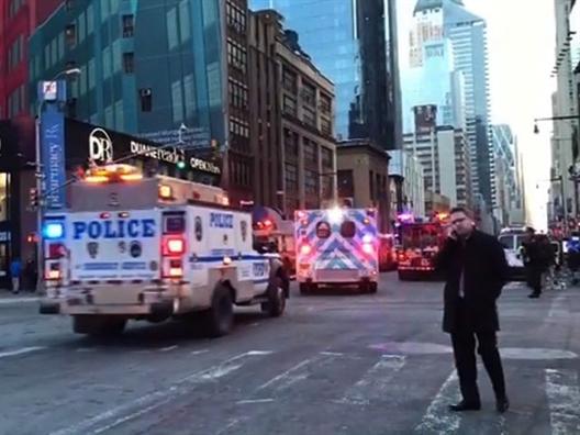 Chan dung nghi pham tan cong New York