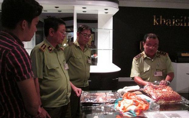 Bo Cong thuong chuyen ho so de nghi truy to vu Khaisilk
