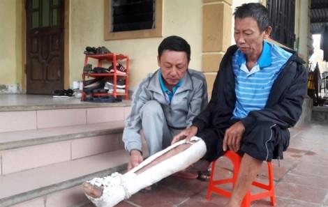 Hoàn cảnh thương tâm của người đàn ông 58 tuổi bị con ruột đánh đập tàn nhẫn