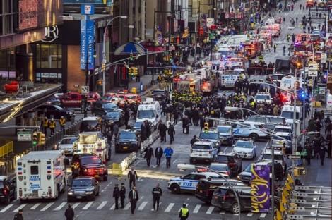 Kẻ đánh bom ga tàu điện New York là 'tay nghiệp dư'