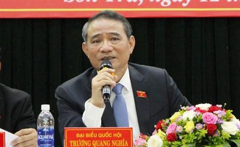 Ông Trương Quang Nghĩa thừa nhận về BOT: Toàn tiền ngân hàng
