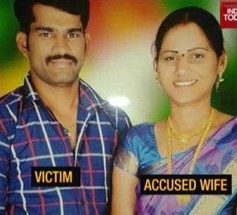 Ác phụ giết chồng, đổ acid lên mặt người tình để 'thế thân'