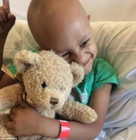 Bé trai 3 tuổi bị ung thư tinh hoàn ước được đi chơi lễ Giáng sinh