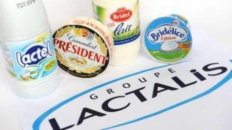 Nhiều sản phẩm sữa nghi nhiễm khuẩn ở Pháp đã nhập về Việt Nam