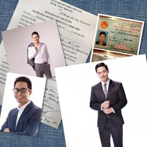 MC Phan Anh đăng ký thi tuyển MC 'Ai là triệu phú'