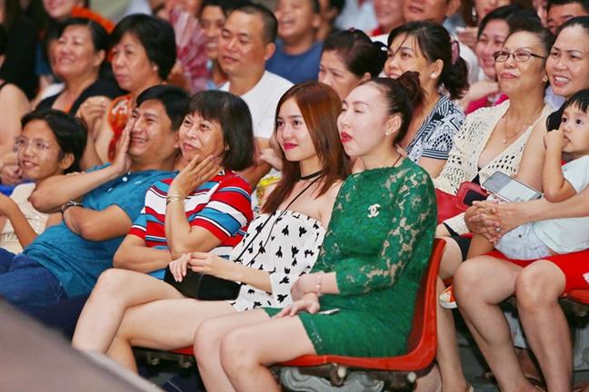 Minh Luan hoi han, muon noi lai tinh xua voi Ninh Duong Lan Ngoc?