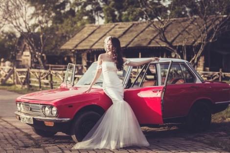 Đón đầu xu hướng váy cưới dịp cuối năm