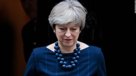 Thủ tướng Anh Theresa May thất bại trong cuộc bỏ phiếu Brexit