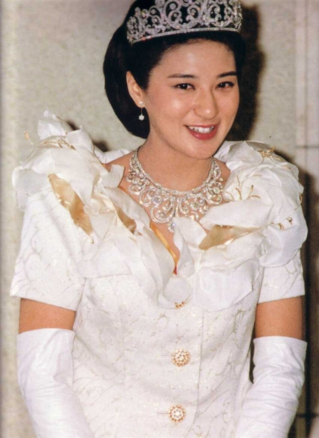 Noi kho cua 'Vuong phi u sau' Nhat Ban