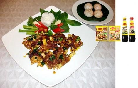 Bài tham gia cuộc thi nấu ăn chủ đề 'Bếp ấm - Nhà vui' - Tuần 9