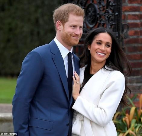 Hoàng tử Harry và diễn viên Meghan kết hôn vào ngày chung kết Cúp FA