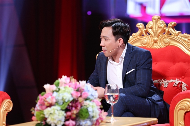Sau talkshow doi tu, Tran Thanh chuyen huong 'nhai' nhung nhan vat scandal?