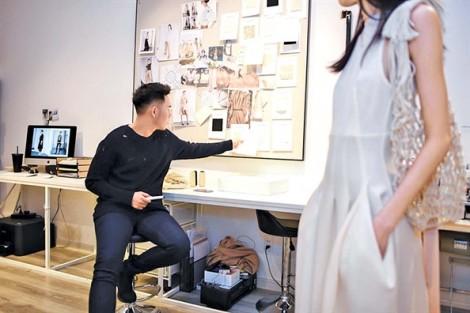 Lâm Gia Khang: Thiết kế của tôi giúp phụ nữ tự tin hơn