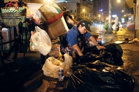 Đêm Sài Gòn, nhọc nhằn mưu sinh