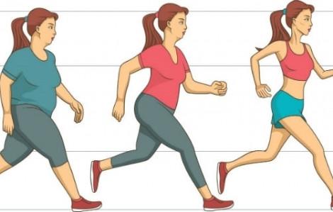 4 cách giảm cân dễ nhất không phải gắng sức