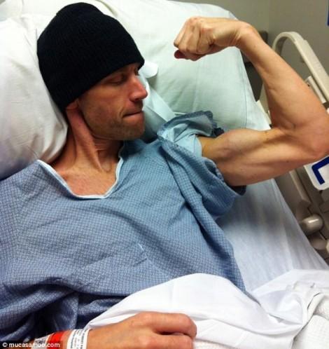 Kỳ lạ một bệnh nhân có thể khỏi ung thư nhờ ăn chay
