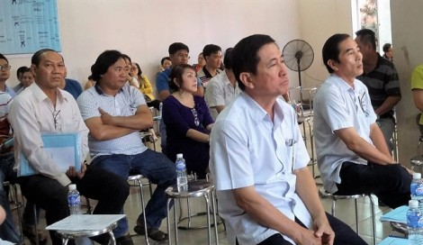 Chung cư An Lạc: Cư dân bức xúc vì Trưởng Ban quản trị có dấu hiệu 'rút ruột' tiền của dân ứng cử tiếp