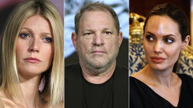 Vu be boi tinh duc giua Harvey Weinstein va sao nu Hollywood duoc lam thanh phim tai lieu