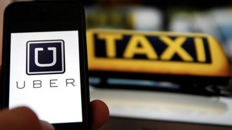 Uber 'bơ' thuế - Thuế nói, bao giờ Thuế làm?