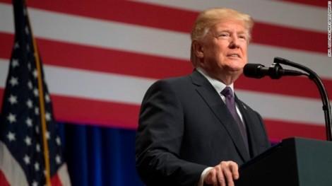 Tổng thống Trump: Nga và Trung Quốc là 'cường quốc đối địch'