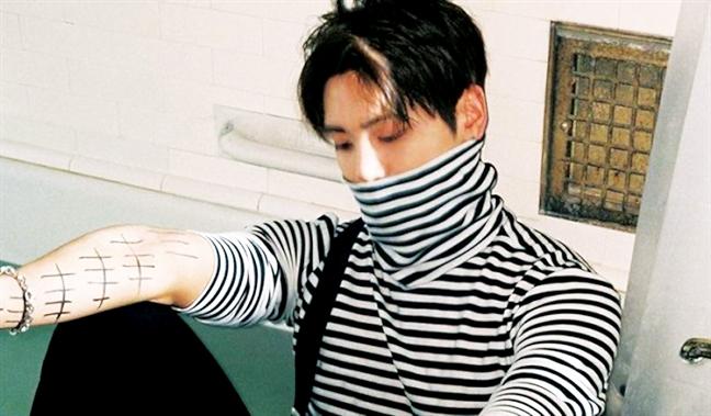 Jonghyun tu tu: Ho sau ky vong