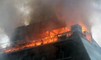 Hàn Quốc: Trung tâm thể dục hóa biển lửa, hơn 30 người thương vong