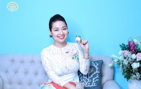 Diễn viên Lê Khánh tiết lộ bí quyết luôn tươi trẻ dù ngoài 30 tuổi