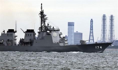 Nhật Bản phê chuẩn ngân sách quốc phòng 'kỷ lục' 46 tỷ USD
