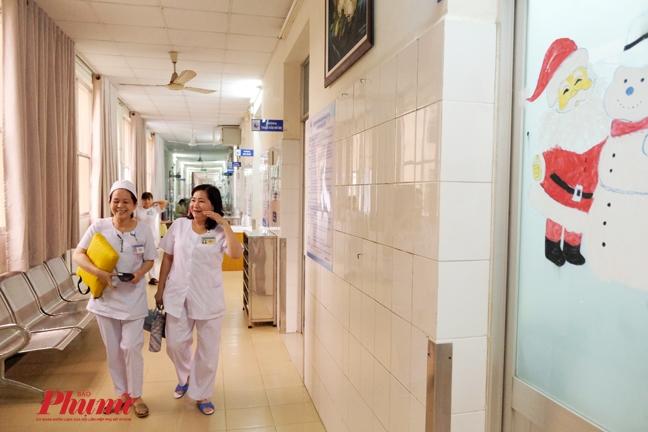 Noi nhung thien than khong duoc phep co don trong mua Giang sinh