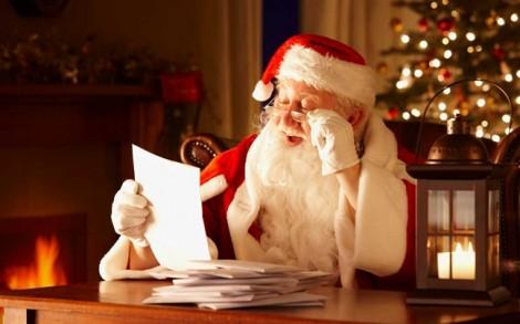 Những bức thư xin quà khiến 'ông già Noel' bật cười, rưng rưng và sợ hãi