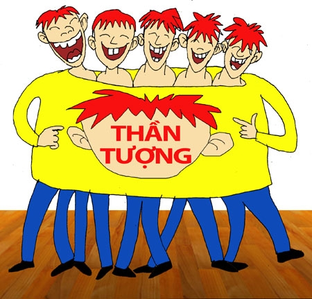 'Huou oi, chay duong nay!'