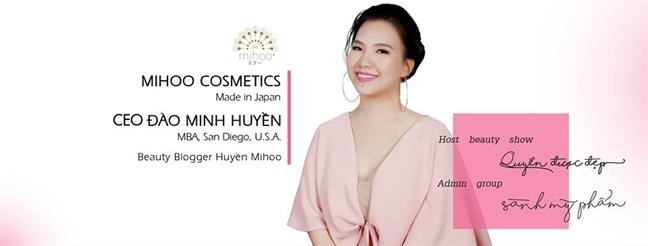 Nguoi dep Viet tin dung va review my pham Mihoo nhu the nao?