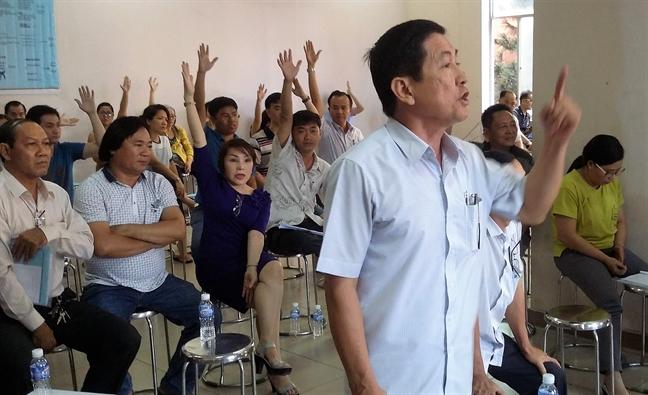 Kien nghi chuyen cong an dieu tra vu truong ban quan tri bi to 'rut ruot' phi bao tri