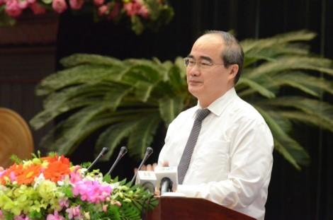 Bí thư Nguyễn Thiện Nhân: Công tác tuyên giáo thành phố phải 'đi trước một bước'