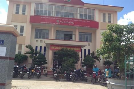 Tiếp tục bắt tạm giam 14 cán bộ, nhân viên chi nhánh ngân hàng Agribank ở Đắk Lắk