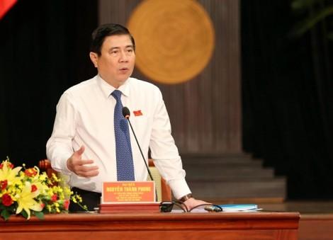 Chủ tịch Nguyễn Thành Phong yêu cầu công ty Dịch vụ Công ích Quận 8 xử lý trách nhiệm tập thể, cá nhân sai phạm