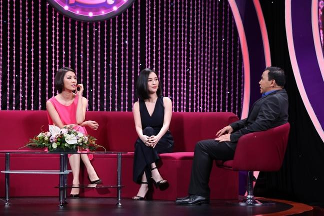 Mai Ho: 'Tran Thanh khong phai gu dan ong cua toi'