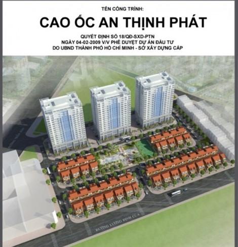 Dự án khu nhà ở cán bộ công nhân viên ở Q.2: Tòa sửa bản án, vi phạm tố tụng