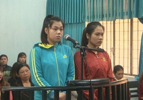 Buôn bán người và trẻ em, hai cô gái bị tuyên phạt 29 năm tù