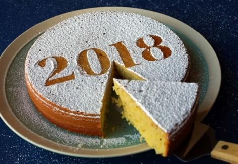 Người dân các nước ăn gì để may mắn vào năm mới 2018?