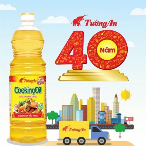 Hành trình Tường An Cooking Oil chinh phục trái tim người tiêu dùng Việt