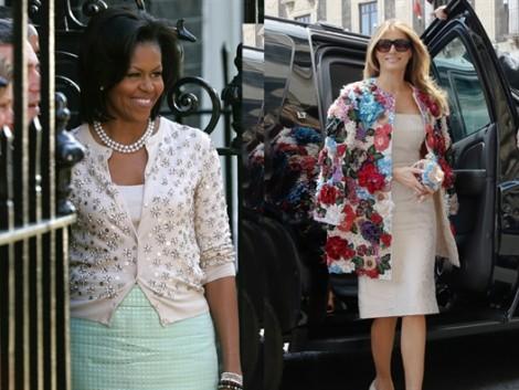 Melania Trump 'mất điểm' do mắc sai lầm về thời trang?