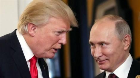 Tổng thống Putin nhắn nhủ Tổng thống Trump điều gì trong thông điệp đầu năm?