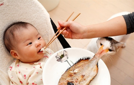 Món ăn giúp trẻ thông minh và ngủ sâu hơn